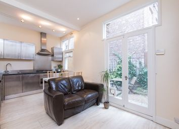 Thumbnail 4 bedroom flat to rent in Lanark Mansions, Pennard Road