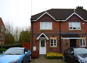 Thumbnail 2 bed property to rent in Bluebell Rise, Grange Park, Northampton