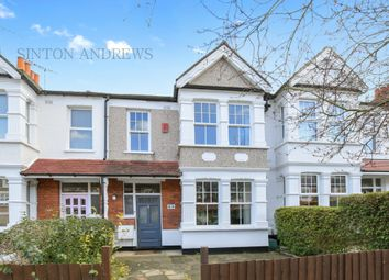 Thumbnail 3 bed terraced house for sale in Curzon Road, Ealing