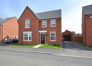 Thumbnail 4 bed detached house for sale in Mahaddie Way, Warboys, Huntingdon, Cambridgeshire