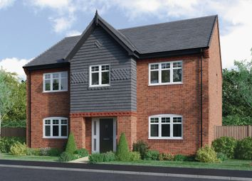 Thumbnail 5 bed detached house for sale in Starflower Way, Derby, Derbyshire