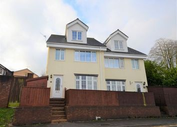 Thumbnail 3 bed semi-detached house for sale in Canal Hill, Tiverton