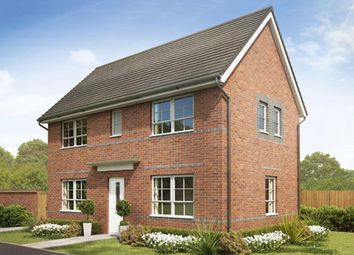 "Thumbnail 3 bed detached house for sale in ""Ennerdale"" at Pye Green Road, Hednesford, Cannock"