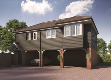 Thumbnail 2 bed flat for sale in Church View Close, Takeley, Essex