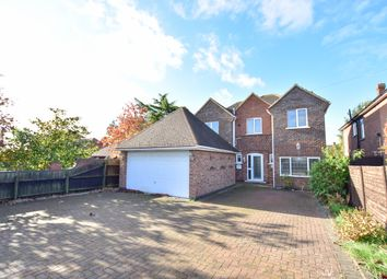 Thumbnail 4 bed detached house to rent in Barton Road, Barton Seagrave, Kettering