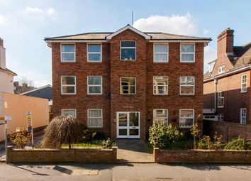 Thumbnail 2 bedroom flat for sale in Manor Road, Folkestone
