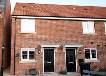 Thumbnail 2 bed town house for sale in Hardwicke Close, York