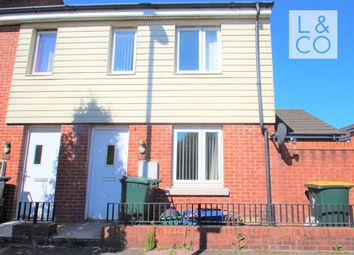 Thumbnail 2 bed terraced house to rent in East Dock Road, Newport