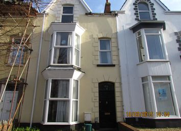 Thumbnail 6 bedroom property to rent in Gwydr Crescent, Uplands, Swansea
