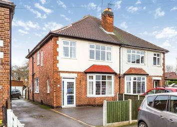 3 bed semi-detached house for sale in The Crescent, Toton, Nottingham, Nottinghamshire NG9
