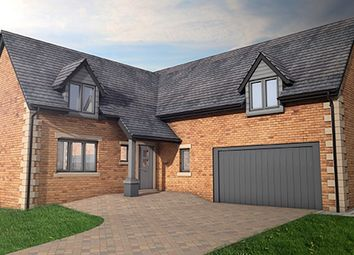 Thumbnail 5 bed detached house for sale in The Earmont, Plot 4, William's Pasture, Aglionby