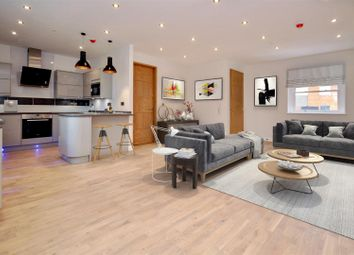 Thumbnail 2 bed flat for sale in The Crescent, Taunton