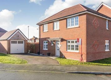 Thumbnail 3 bed detached house for sale in Daimler Avenue, Chorley, Lancashire
