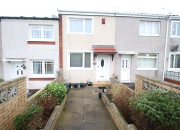 Thumbnail 2 bedroom terraced house for sale in Cardrona Street, Craigend, Glasgow, Lanarkshire
