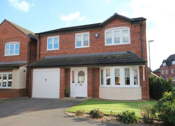 Thumbnail 4 bed property for sale in Foss Road, Hilton, Derby