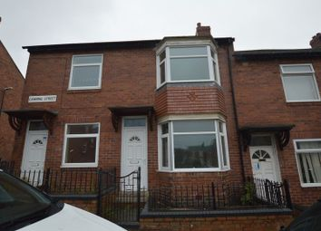 Thumbnail 3 bed flat for sale in Canning Street, Benwell, Newcastle Upon Tyne