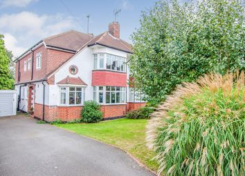 Thumbnail 4 bed semi-detached house for sale in Windermere Road, West Wickham