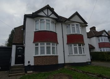 Thumbnail 2 bed semi-detached house to rent in Spring Gardens, Orpington