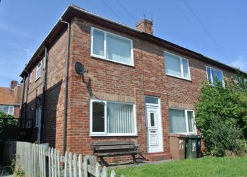 Thumbnail 2 bedroom flat to rent in Sydney Grove, Wallsend
