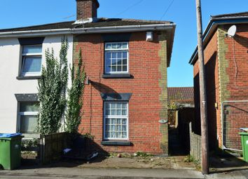 Thumbnail 2 bedroom semi-detached house for sale in Bourne Road, Freemantle, Southampton, Hampshire