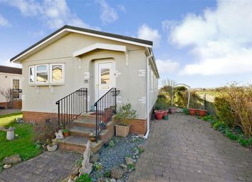 Thumbnail 2 bed mobile/park home for sale in Golf Road, Deal, Kent