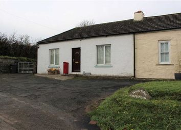 Thumbnail 2 bed cottage for sale in Whitehill Cottages, Freshwater East Road, Lamphey
