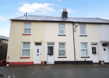Thumbnail 2 bed terraced house for sale in Newmarch Street, Brecon, Powys