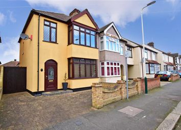 3 bed semi-detached house for sale in Clydesdale Road, Hornchurch, Essex RM11