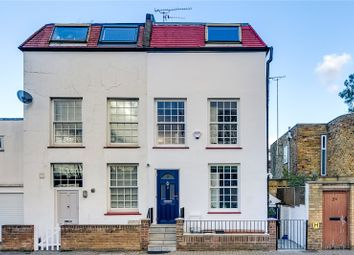 Thumbnail 5 bed semi-detached house for sale in Priests Bridge, London