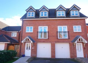 Thumbnail 3 bedroom town house for sale in Redwing Close, Heysham, Morecambe