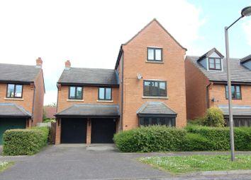 4 bed detached house for sale in Bridlington Crescent, Monkston, Milton Keynes MK10