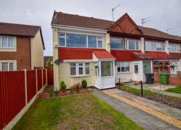 Thumbnail 3 bed end terrace house for sale in Cheverton Close, Woodchurch