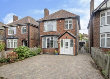 Thumbnail 3 bed detached house for sale in Ilkeston Road, Trowell, Nottingham