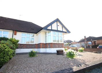 Thumbnail 2 bed bungalow to rent in Herkomer Road, Bushey