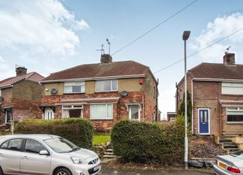 Thumbnail 2 bed semi-detached house to rent in Simonside Walk, Lobley Hill, Gateshead