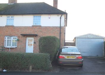 Thumbnail 3 bed property to rent in Broughton Road, Stoney Stanton, Leicestershire