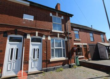 Thumbnail 2 bed semi-detached house to rent in Burntwood Road, Norton Canes, Cannock