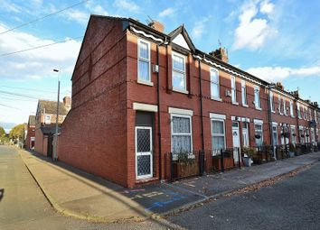 Thumbnail 2 bedroom end terrace house to rent in Ukraine Road, Salford