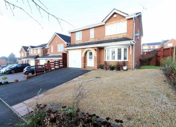 Thumbnail 4 bedroom detached house for sale in Shipton Close, Milking Bank, Dudley