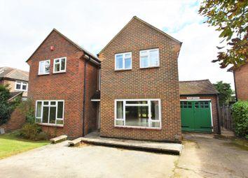 Thumbnail 5 bed detached house to rent in Farm Lane, Ashtead