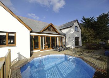 Thumbnail Detached house for sale in Howells Road, Stratton, Bude