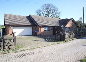 Thumbnail 3 bed detached bungalow for sale in Black Bank Road, Cheddleton, Leek