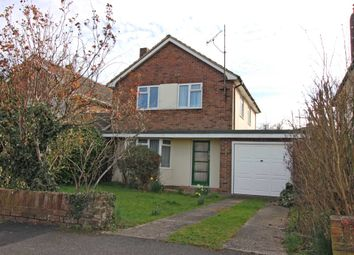 Thumbnail 3 bed detached house for sale in Brookmead Drive, Wallingford