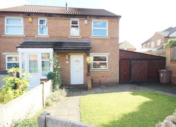 Thumbnail 2 bedroom semi-detached house for sale in Shevington Close, St Helens