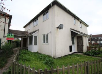 Thumbnail 2 bed end terrace house for sale in Penrose Court, Tolvaddon, Camborne, Cornwall