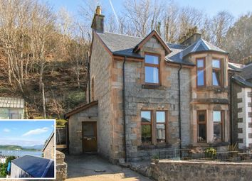 Thumbnail 4 bed end terrace house for sale in Rockfield Road, Oban