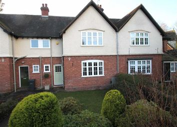 Thumbnail 4 bed terraced house for sale in The Circle, Harborne, Birmingham