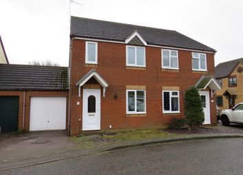 3 bed semi-detached house for sale in Steeple Chase, Drayton, Norwich NR8