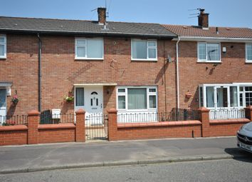 Thumbnail 2 bed terraced house for sale in Gerald Road, Salford Manchester