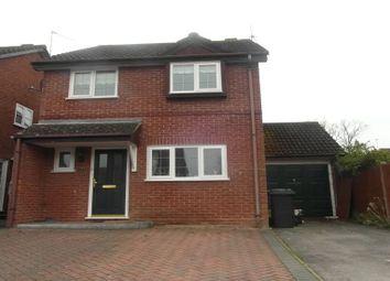 Thumbnail 3 bedroom link-detached house to rent in Webb Close, Chineham, Basingstoke